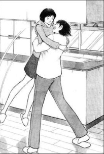 Nakazawa & Tsubasa (Paty & Oliver)